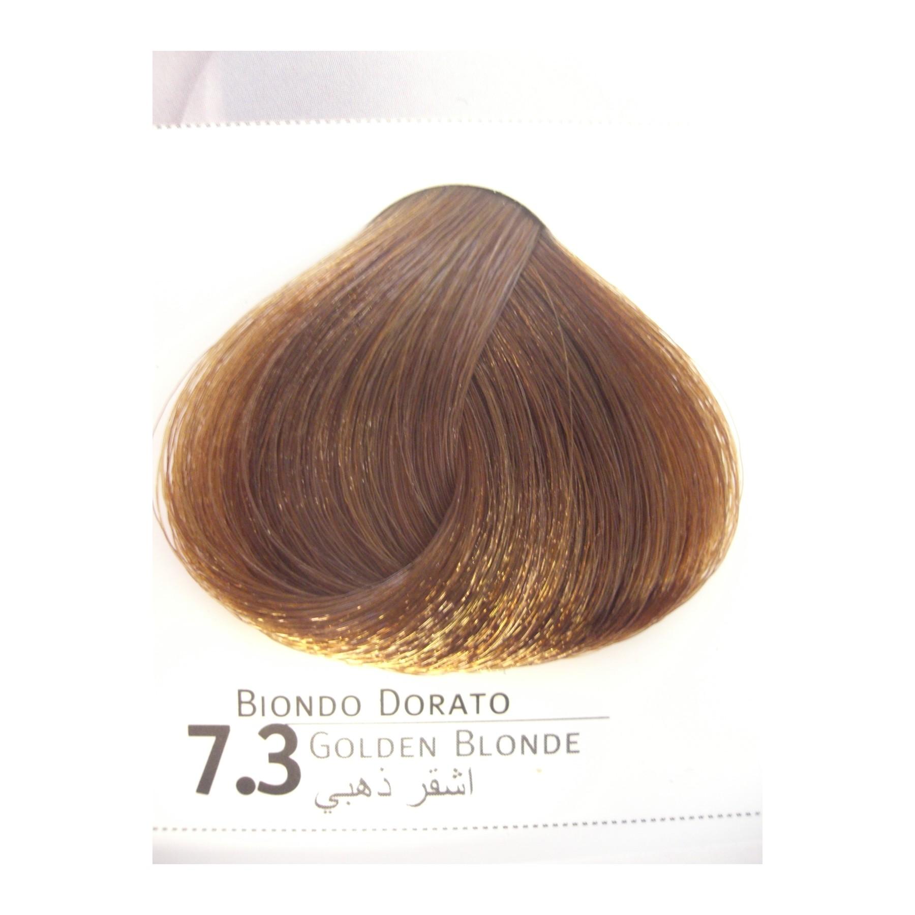 Colore per capelli biondo dorato