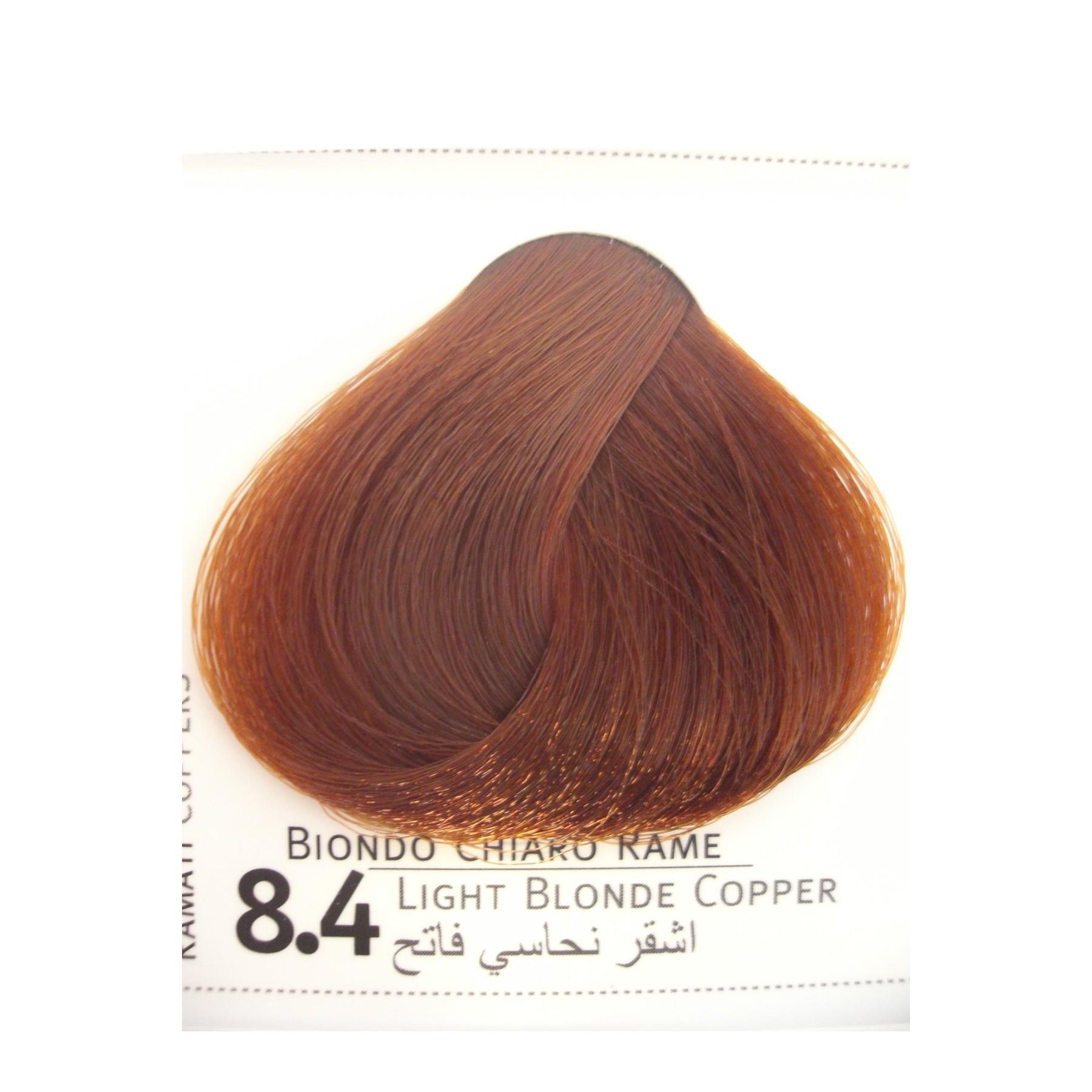 Tinta biondo ramato df18 regardsdefemmes for Tinta per capelli sanotint