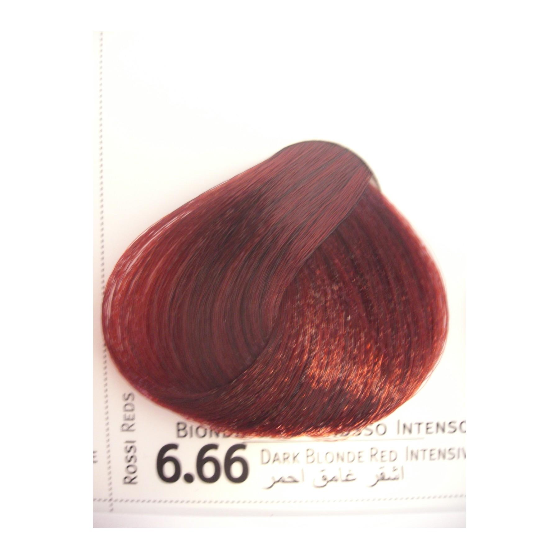 Favoloso Colore Capelli Biondo Scuro Rosso Intenso Envie PS65