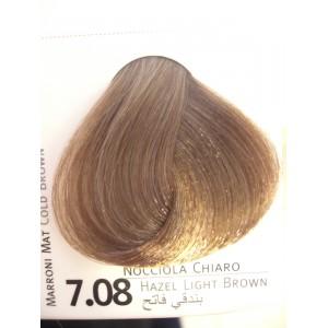 Cartella colore capelli dikson
