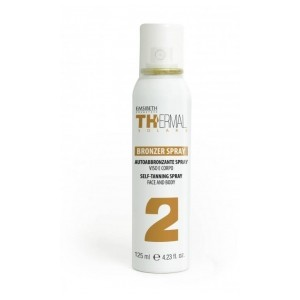 thermal bronzer spray