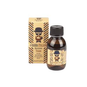 olio da barba tiziano